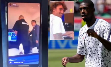 Leaked social media clip shows Ousmane Dembele mocking Asian technicians