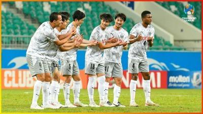 Daegu FC 1-3 Kawasaki frontale