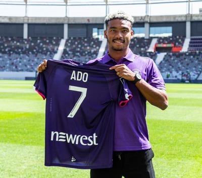 Ado Onaiwu joined Toulouse FC from Yokohama F Marinos