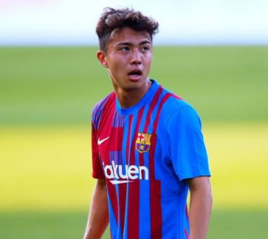 Barça [3] - 0 Nastic de Tarragona abe assists
