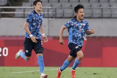 Japan 1 - 0 South Africa - Takefusa Kubo goal [Tokyo Olympics]