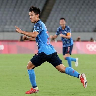 Japan 1-0 Mexico - Takefusa Kubo goal