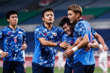 Takefusa Kubo and Ritsu Doan lit up the Mexican defense, has Japan eyeing the podium