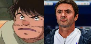 Le coach de Japon vs le coach de la France