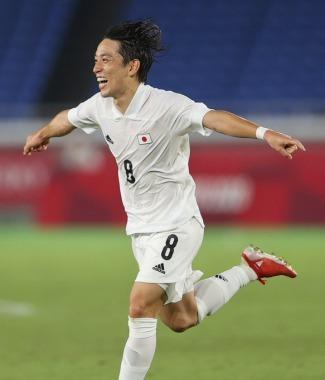 France 0-3 Japan Miyoshi goal
