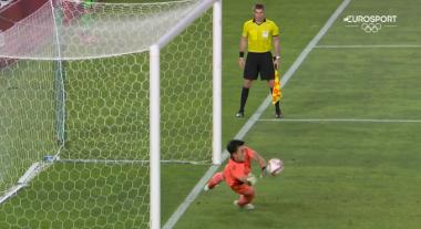 TANI WHAT A SAVE FT-Pens Japan U23 0-0 New Zealand U23