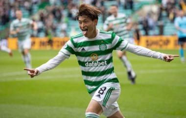 Celtic 2-0 Dundee - Kyogo Furuhashi
