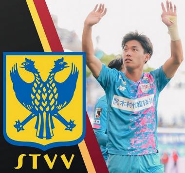 Daichi Hayashi has joined Sint-Truidense VV from Sagan Tosu