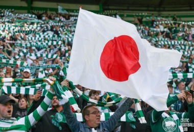 Celtic Japan flag