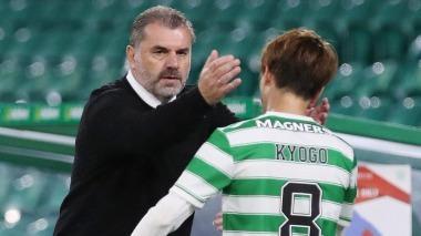 Ange Postecoglou drops Celtic J-League transfer hint