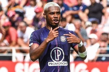 Dijon 1-[1] Toulouse - Ado Onaiwu goal