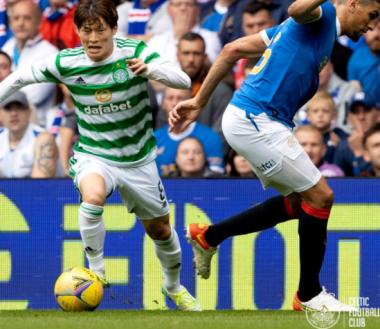 Rangers 1 - 0 Celtic Furuhashi Kyogo