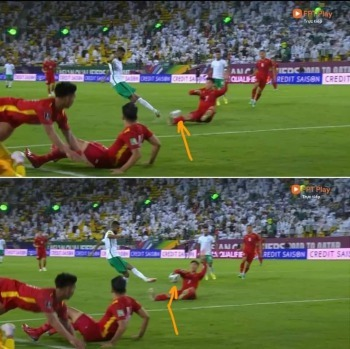 AsianQualifiers - Group B Saudi Arabia 3 - 1 Vietnam handball