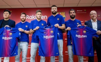 Barcelona practically rule out a renewal with Rakuten
