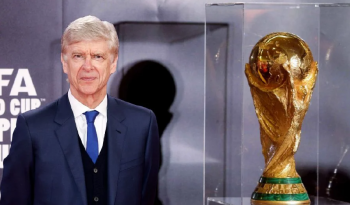 FIFA World Cup every two years wenger