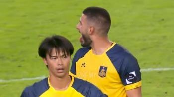 Good debut of Kaoru Mitoma at Union SG