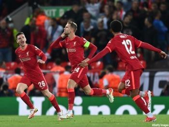 Liverpool 3-2 AC Milan 2021