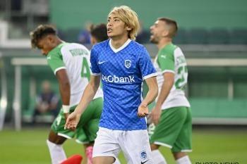Rapid Vienna 0-1 Genk - Paul Onuachu Ito assists