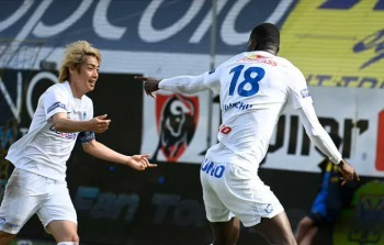 Ito provided the assist for Genks winner today against Sint-Truiden