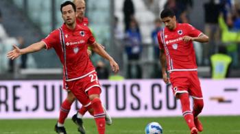 Juventus 2-[1] Sampdoria - Maya Yoshida goal
