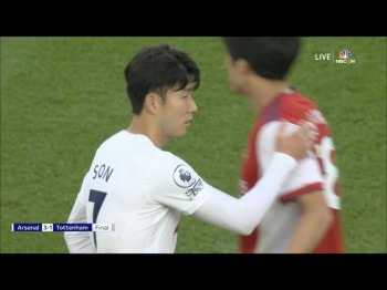 This edition of the North London Asian Derby goes to Arsenal and Tomiyasu