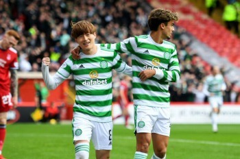 Jota keen to use world language of football to strike Celtic rapport with Kyogo Furuhashi