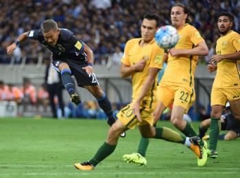 Australia vs Japan 2021 10 12