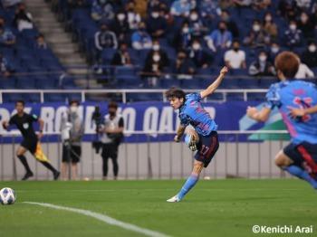 Japan (1)-0 Australia - Ao Tanaka goal