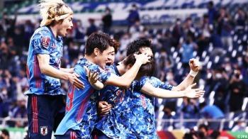 Japan 2-1 Australia 2022 World Cup Qualifying Aasano