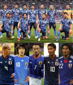 Does Japan have a better team now in 2021 than before