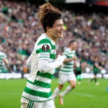 Furuhashi Kyogo Sensational Celtic goal