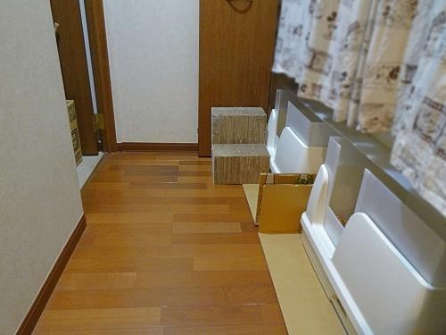 にゃんこトイレ