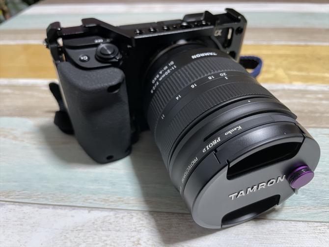 TAMRON 11-20mm F2.8 Di III-A RXD 1