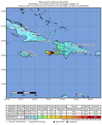 2021-08-14_Saint-Louis_du_Sud_Haiti_M7_2_earthquake_shakemap_(USGS).jpg