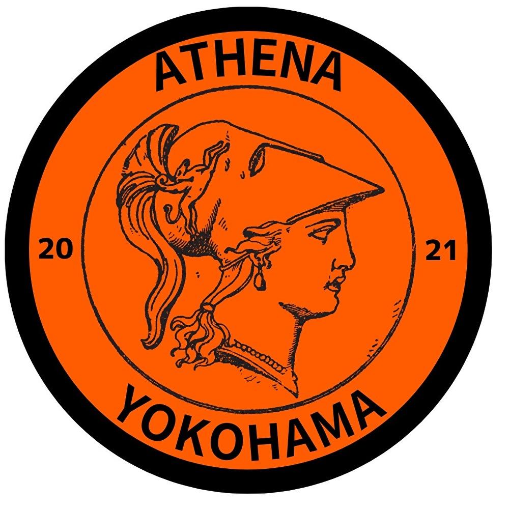 ATHENA FCロゴ