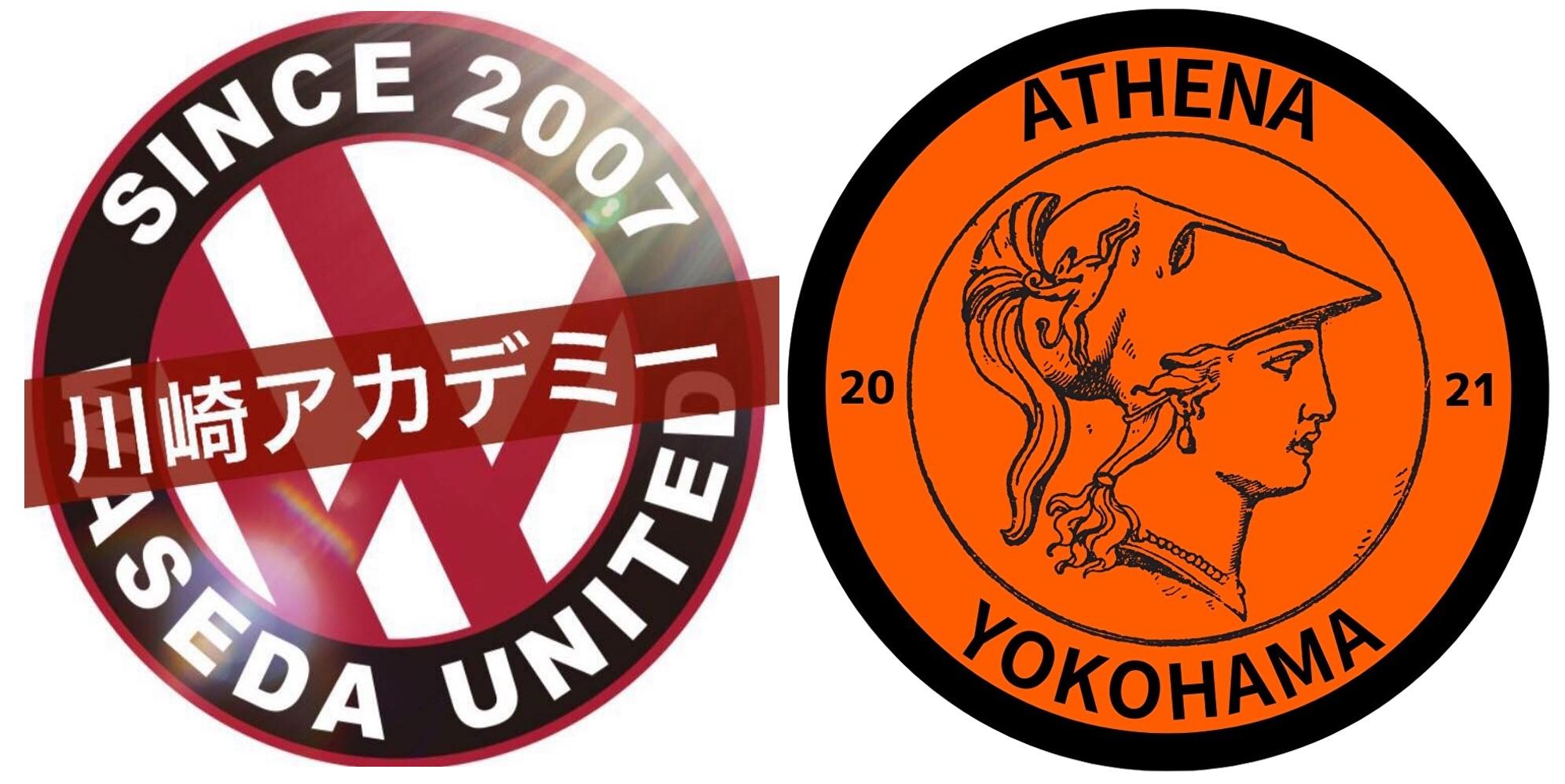 【広報】早稲田ユナイテッド川崎とATHENA FCの業務提携のお知らせ