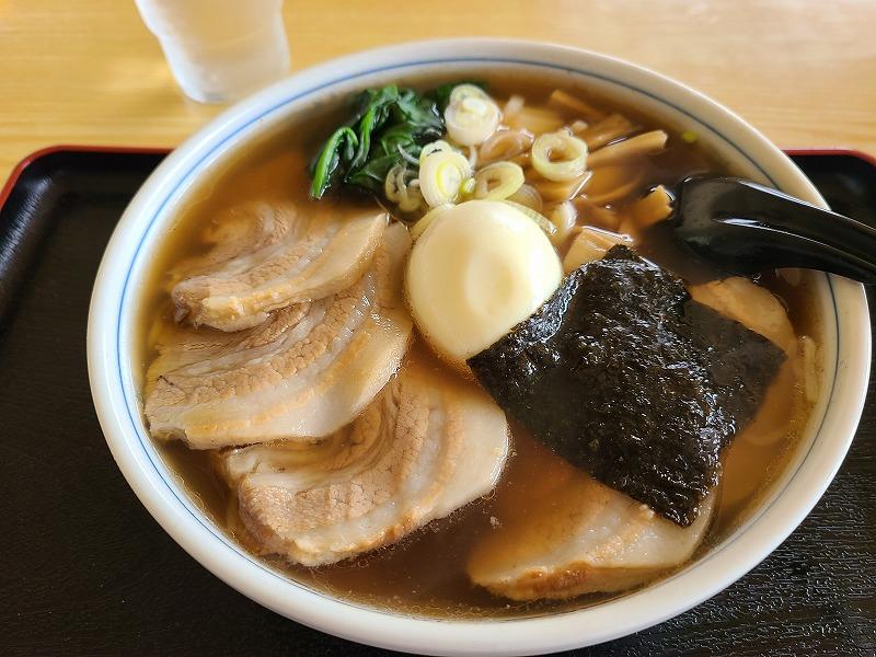 くり新 チャーシュー麺
