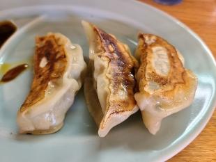 麺や恵 餃子
