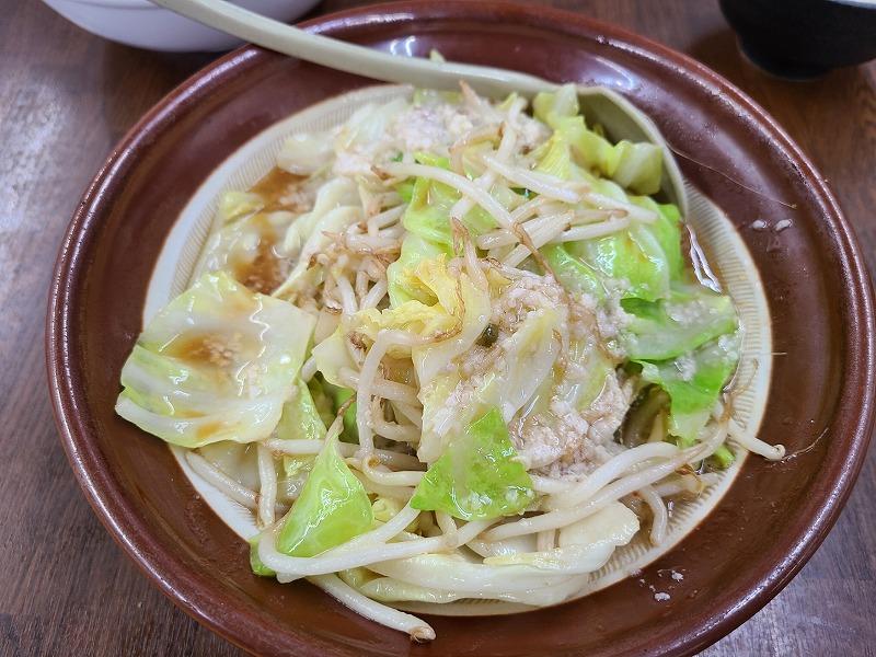 東横駅南 野菜味噌ラーメン