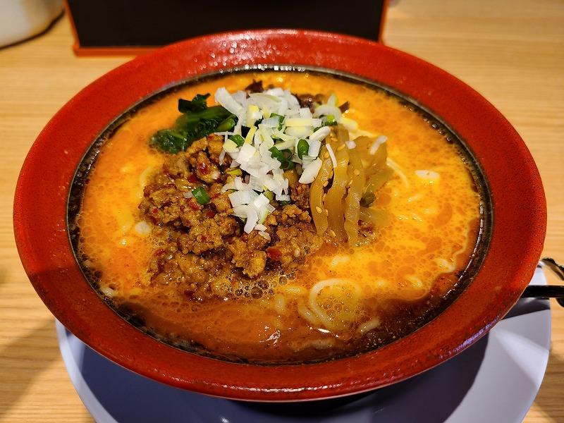 竜胆 四川担々麺