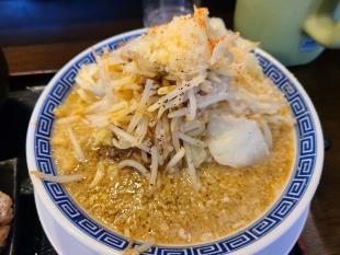 万人家女池 大鶏排G麺 (2)