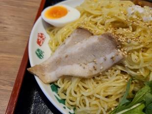浦咲新潟東 焼アゴ塩つけ麺 チャーシュー