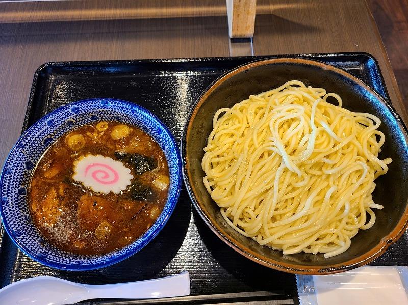 ぶしや長岡花火館店 つけ麺