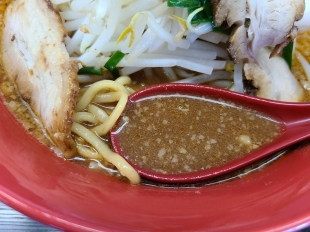 なるとや巻店 ド・ミソ スープ