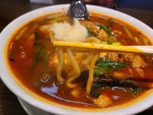 香月 香月スタミナそば 麺スープ