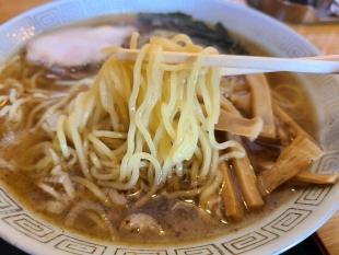 太和良食堂 ラーメンチャーハンセット 麺