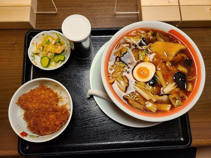 里味五泉 うま煮ラーメンセット (3)