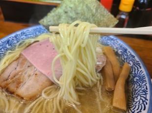 スガ井 ラーメン炒飯 麺