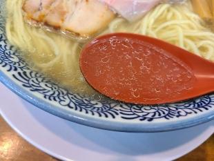 スガ井 ラーメン炒飯 スープ