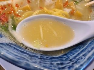 和ト バリしおらーめん スープ